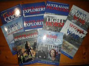 Australian History Series