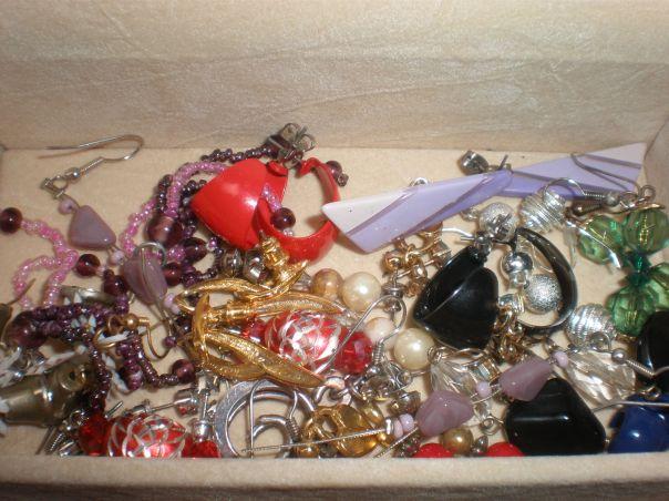 Jewellery Box - BEFORE