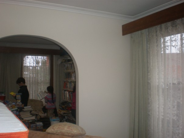 Living Room  RHS - AFTER