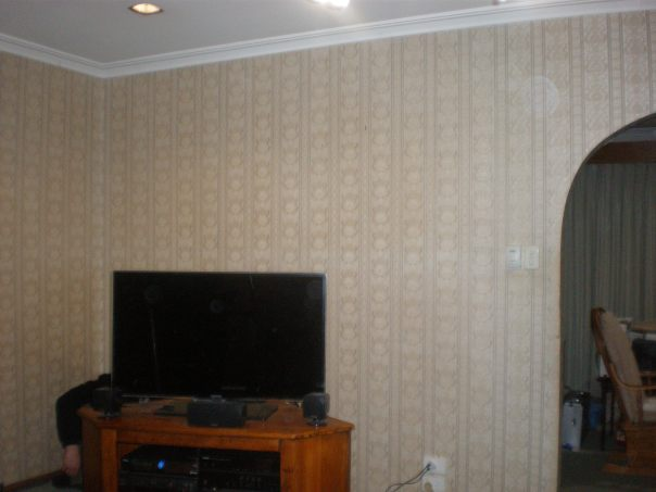 Living Room LHS - BEFORE