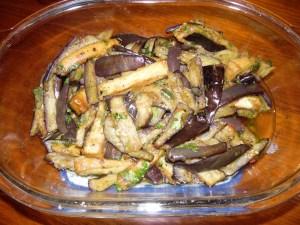 Crispy Szechuan-Style Eggplant and Tofu (2)