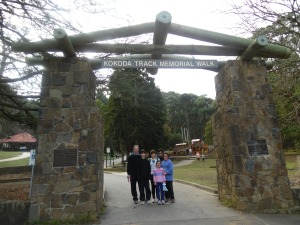 Kokoda Track Memorial Walk