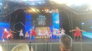 Performance at Disney California Adventure