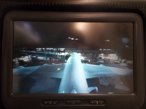 A camera on the tail of our plane!